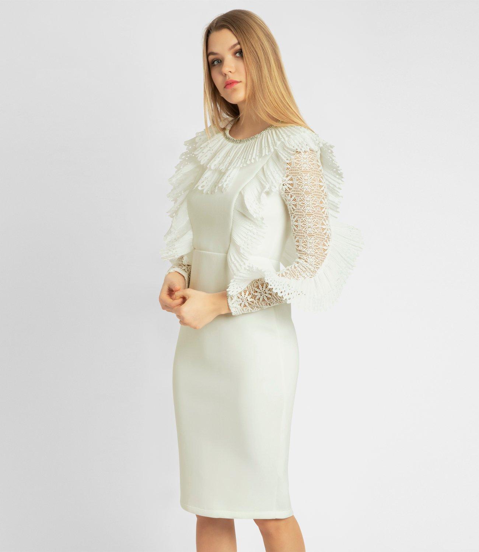 Scuba-Kleid