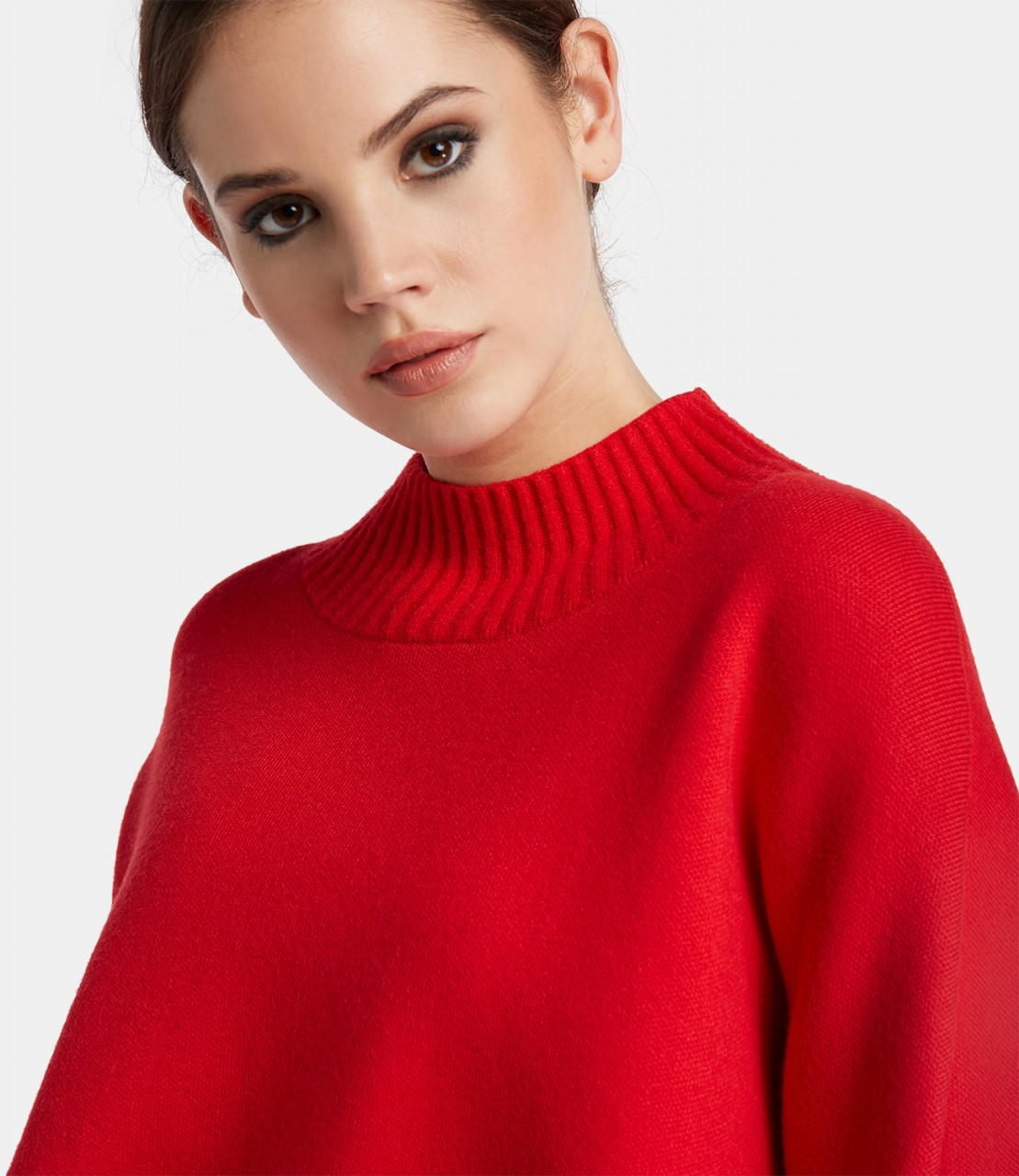 Cape-Pullover