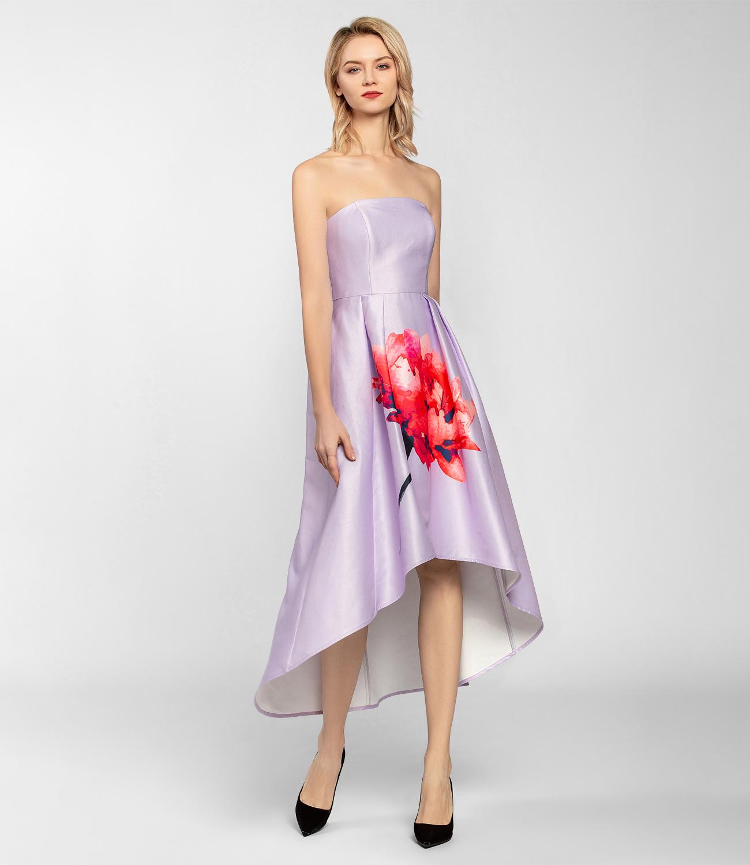 Apart kleid rosa spitze