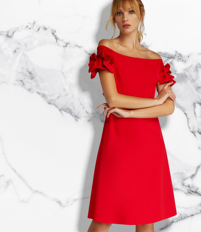 Apart rotes kleid – Modische Kleider beliebt in Deutschland