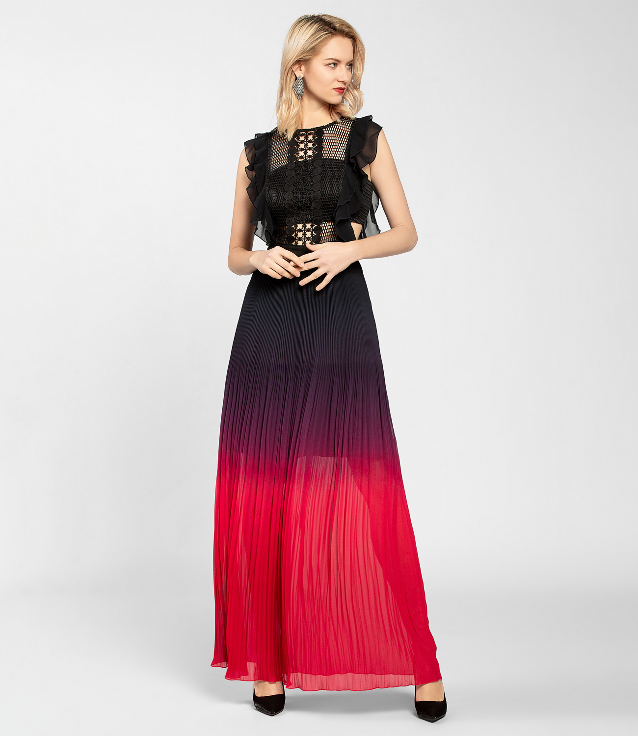 apart kleid rot review b5691 6943e
